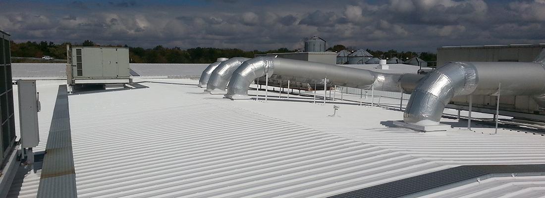 Hogarty Amp Associates Inc Commercial Roofing Sheet